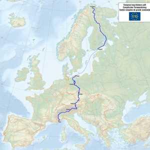 Europa Fernwanderweg E10