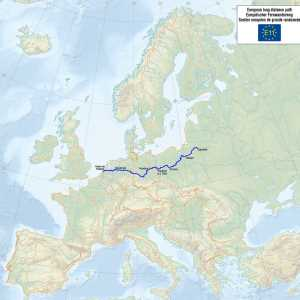 Europa Fernwanderweg E11