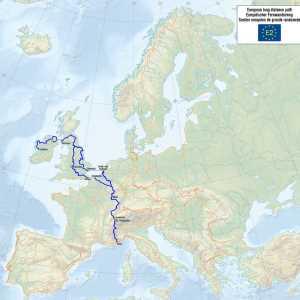 Europa Fernwanderweg E2