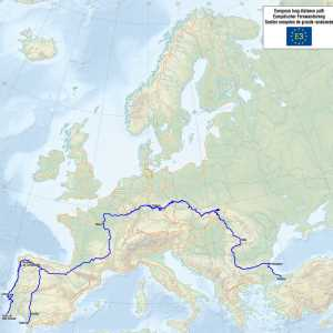 Europa Fernwanderweg E3