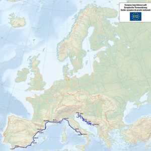 Europa Fernwanderweg E12